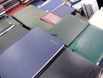 2009 Tagebücher lizenzfreie abbildung