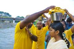 2009 thaipusam Fotografia Royalty Free