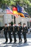 2009 tyska nya för americanstad ståtar steuben york Royaltyfria Bilder