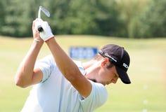 2009法语ger高尔夫球kaymer开放的马丁 免版税库存图片