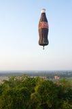 2009个气球节日国际pattaya 免版税库存图片
