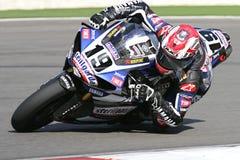 2009年superbikes 库存图片