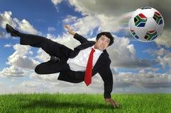 2010个杯子世界 免版税库存照片