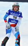 2010个杯子巨人并行雪板世界 免版税库存照片