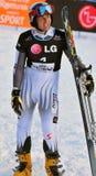 2010个杯子巨人并行雪板世界 免版税库存图片