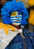 2010个杯子蒙得维的亚乌拉圭世界 免版税图库摄影