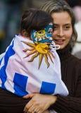 2010个杯子蒙得维的亚乌拉圭世界 免版税库存图片