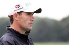 2010个杯子高尔夫球harrington padraigh 9月vivendi 免版税库存照片