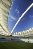 2010个杯子mabhida摩西足球场世界 免版税库存照片