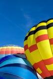 2010个气球大别墅d热oex 免版税库存照片