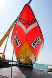 2010全部p1快速汽艇prix雅尔塔 库存图片