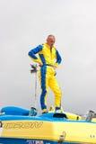 2010全部p1快速汽艇prix雅尔塔 免版税图库摄影