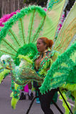 2010加勒比狂欢节莱斯特英国 免版税库存图片