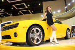 2010国际吉隆坡汽车展示会 库存照片