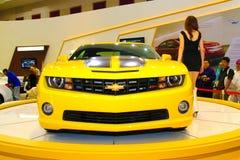 2010国际吉隆坡汽车展示会 免版税库存图片