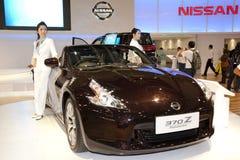 2010国际klims吉隆坡汽车展示会 库存照片