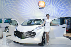 2010国际klims吉隆坡汽车展示会 免版税库存照片