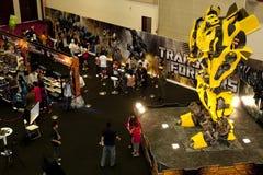2010国际klims吉隆坡汽车展示会 免版税图库摄影