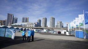 2010场比赛奥林匹克温哥华 库存图片