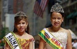 2010天游行波多黎各人 库存图片