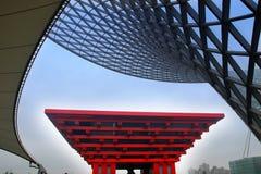 2010年上海商展 免版税库存图片