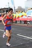 2010年伦敦马拉松 免版税库存照片