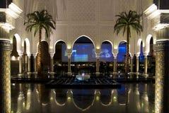 2010年商展摩洛哥亭子上海 免版税库存图片