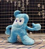 2010年商展haibao吉祥人上海世界 库存照片