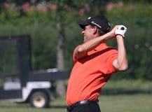 2010年安德斯法国高尔夫球hansen开放 免版税库存照片