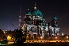 2010年柏林节日德国光 免版税库存图片