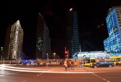 2010年柏林节日德国光 库存图片