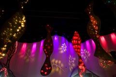 2010年澳洲商展亭子上海 免版税图库摄影