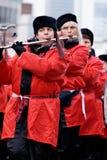 2010年狂欢节法兰克福德国 图库摄影