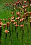 2010年陈列floralies开花跟特工厂 免版税库存图片