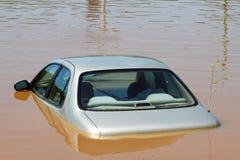 2010年clarksville洪水tn 免版税库存图片