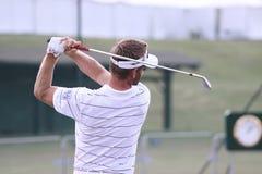 2010法语高尔夫球jacquelin开放raphael 库存照片