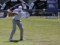 2010法语高尔夫球kaymer开放的马丁 库存照片