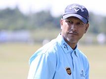 2010法语高尔夫球milkha开放singh 库存照片