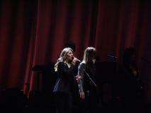 2010 αδελφές της Φλωρεντίας webb Στοκ φωτογραφίες με δικαίωμα ελεύθερης χρήσης