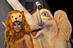 2010 καρναβάλι sitges στοκ φωτογραφίες