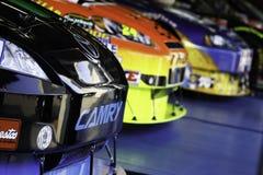 2010 вся звезда витрины автомобиля Стоковое фото RF