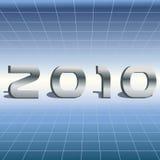 2010 высокотехнологичное Стоковое Изображение