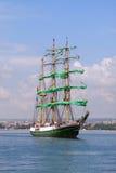 2010 исторических морей regatta грузят высокорослое Стоковое фото RF