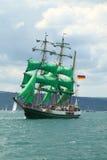 2010 исторических морей regatta грузят высокорослое Стоковое Фото