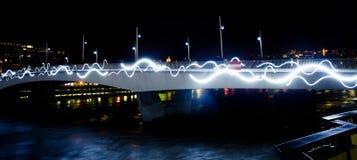 2010 настоящих lumieres света fete des Стоковая Фотография RF