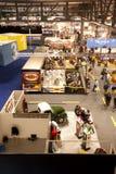 2010 над взглядом eicma Стоковые Фотографии RF