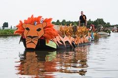2010 плавая westland парада цветка Стоковые Фотографии RF