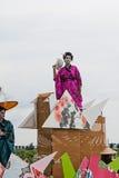 2010 плавая westland парада цветка Стоковое Изображение RF