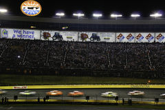 2010 полностью звезда гонки charlotte nascar Стоковая Фотография RF