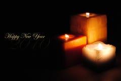 2010 счастливых Новый Год Стоковое фото RF